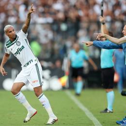 Deyverson marca, Palmeiras vence o Vasco e conquista o deca