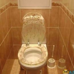 O design perfeito para um vaso sanitário