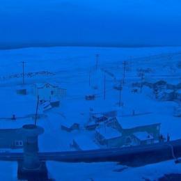 Utqiaġvik, o povoado que só voltará a ver a luz do sol em 23 de janeiro