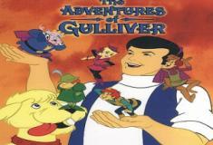 As aventuras de Gulliver - O desenho fez um enorme sucesso no Brasil