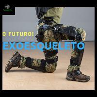 Exoesqueletos o futuro!