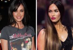 10 famosas que eram mais bonitas antes de fazer cirurgias plásticas
