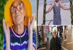 'Só se vive uma vez': Vovó de 91 anos viaja o mundo sozinha e compartilha nas redes as fot