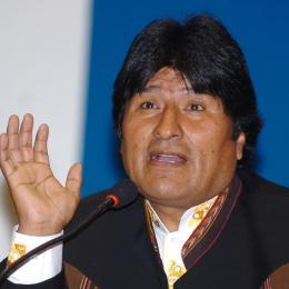 """Evo Morales diz que """"Jesus foi o primeiro socialista do mundo"""""""