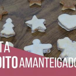 Receita: 3 sabores de biscoitos amanteigados para o Natal