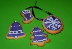 Biscoitinhos de natal, deliciosos e decorativos