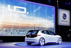 Volkswagem ID mantem-se igual ao apresentado em 2016