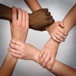A diversidade da cor de nossa pele
