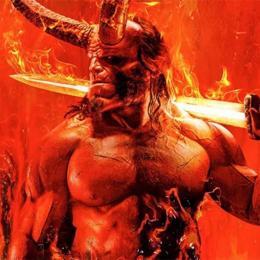 Hellboy assustador e engraçado no primeiro trailer do reboot