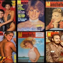Revista Manchete - ''Aconteceu, virou manchete''