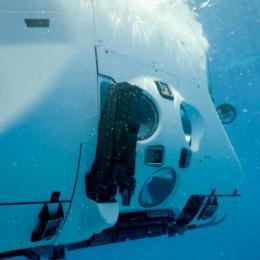 Atingido o ponto mais profundo do Oceano Atlântico