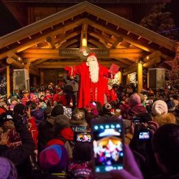 Rovaniemi, a cidade da Finlândia onde é Natal o ano todo