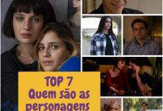 TOP 7 - Quem são as personagens de Baby?