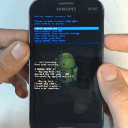 Aprenda a como fazer o hard reset em smartphone