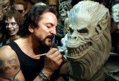 Entrevista com o mestre dos efeitos de filmes de horror Tom Savini