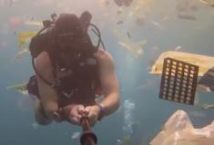 Nós estamos criando um oceano de plástico?