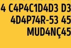 Consegue ler isto?