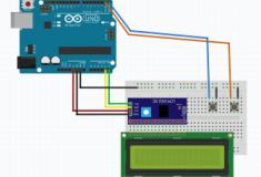 Relógio Digital Arduino (Display LCD + I2C)