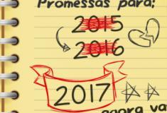 Top 10 promessas de ano novo que você não cumpriu