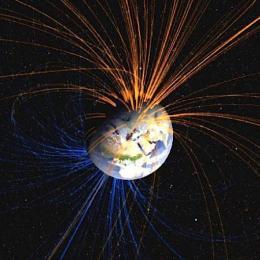 Mudança no campo magnético da Terra obriga a antecipar o Modelo Magnético Mundial