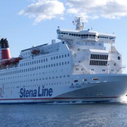 Stena Line passa a ligar os seus navios á rede eletrica em Oslo