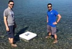 Tecnologia low-cost para dessalinizar a agua do mar