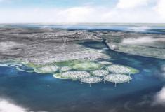 Dinamarca vai construir ilhas artificiais na costa de Copenhaga