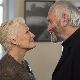 A Esposa, com Glenn Close rumo ao Oscar!