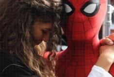 Nick Fury e Mistério no trailer de Homem-Aranha: Longe de Casa
