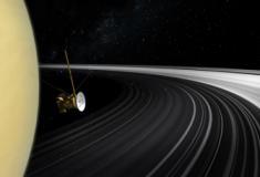 Um dia em Saturno tem dez horas e meia, diz Nasa