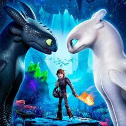 Como Treinar seu Dragão 3 e outras estreias da semana nos cinemas!