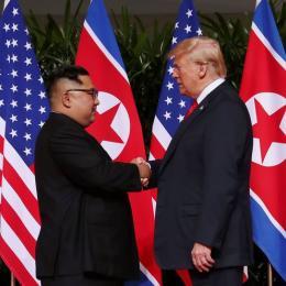 Trump e Kim devem se reunir em fevereiro