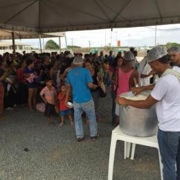 Brasil já recebeu mais de um milhão de emigrantes e sete mil refugiados