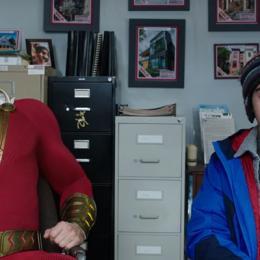 Warner divulga novo Teaser de Shazam!
