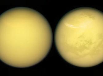 Astrônomos descobrem evidências de clima sazonal em Titã