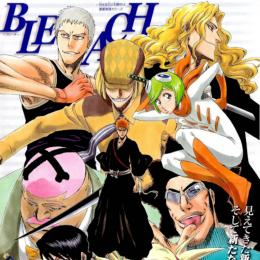 Vaizards - Personagens do anime Bleach
