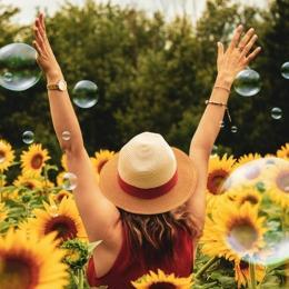 5 dicas para viver bem e mais feliz