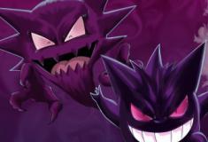 Os bizarros mistérios dos pokemon fantasma