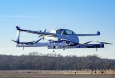 Protótipo de carro voador da Boeing faz 1º voo de teste