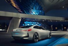 BMW apresenta o seu novo elétrico i4