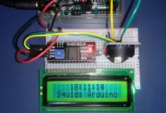 Relógio e Temperatura com módulo RTC DS3231 para Arduino