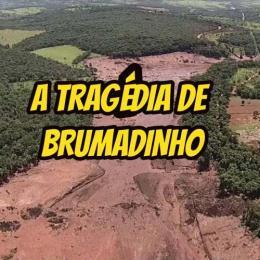 A simulação da tragédia de Brumadinho JAN 2019