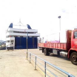 Lobo Marinho retoma as viagens Funchal Porto Santo