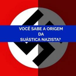 Você sabe a origem da suástica nazista?