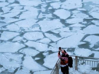 Onda de frio nos EUA pode deixar Chicago mais 'fria que Everest ou Antártica'