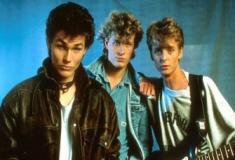 A-ha - O trio é lembrado até hoje por emplacar diversos sucessos mundo afora.