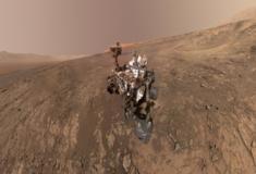 Curiosity faz descoberta inesperada no Monte Sharp, em Marte