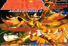 Saint Seiya Jump Gold Selection II: A 2ª Parte da Bíblia dos Cavaleiros do Zodíaco