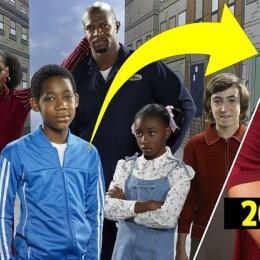 O antes e o depois do seriado Todo Mundo Odeia o Chris