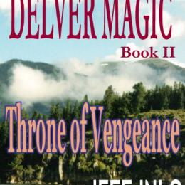 Resenha: Delver Magic - Throne of Vegeance (Livro 2)